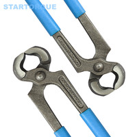 """STARTORQUE Walnut electric wire clamp chromium steel pull shoes 6"""" inch incision nail 150mm