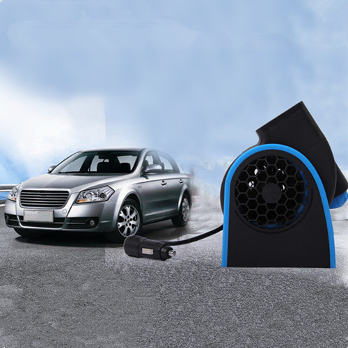 Car cigarette lighter 12V air turbine mute 180 degree adjustable mini fans, summer Automotive special essential fans