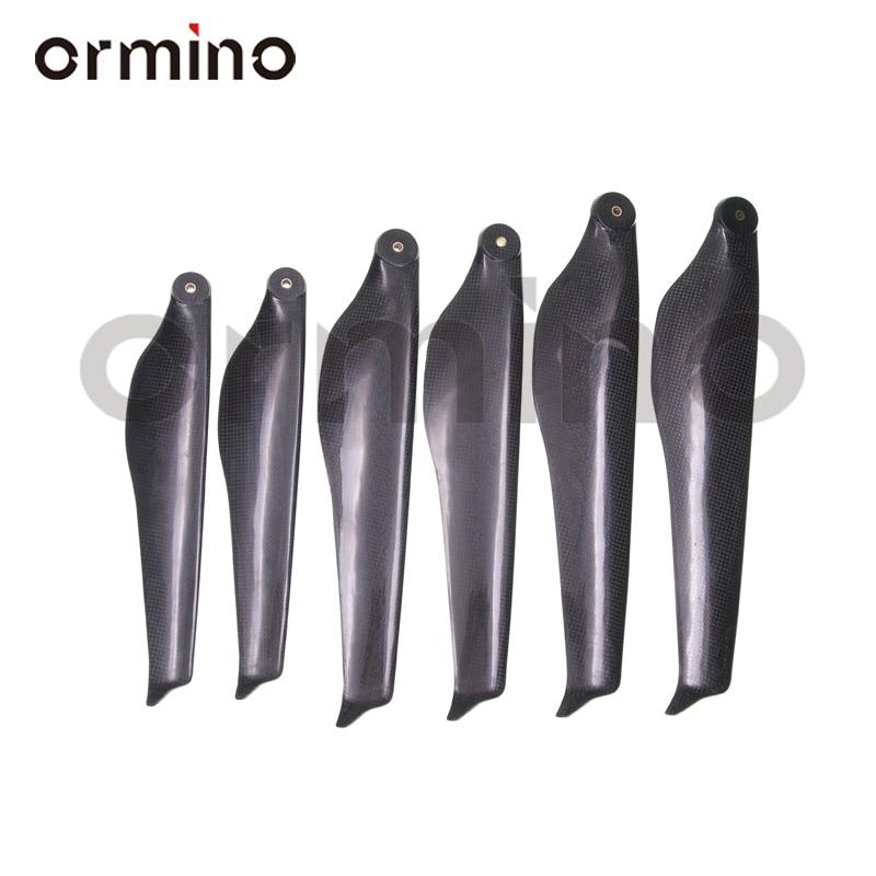 Ormino 22 Inch Folding Carbon Fiber Propeller T Quadcopter Motor 20 24 UAV RC Drone Kit multicopter Prop