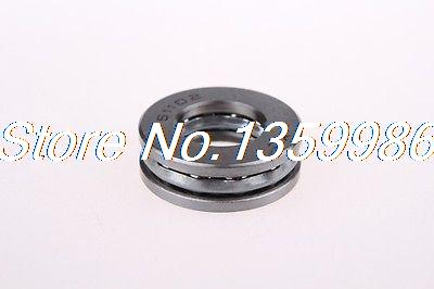 1pcs Axial Ball Thrust Bearing 51124 120mm 155mm 25mm1pcs Axial Ball Thrust Bearing 51124 120mm 155mm 25mm