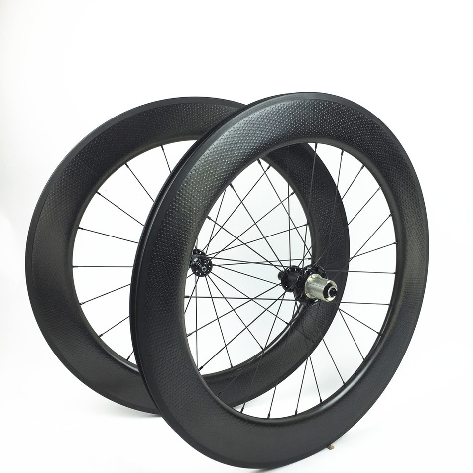 bicycle wheelset 700c carbon dimple surface wheels 80mm clincher wheel Cycling carbon wheels China carbon wheels sony nwz w274s