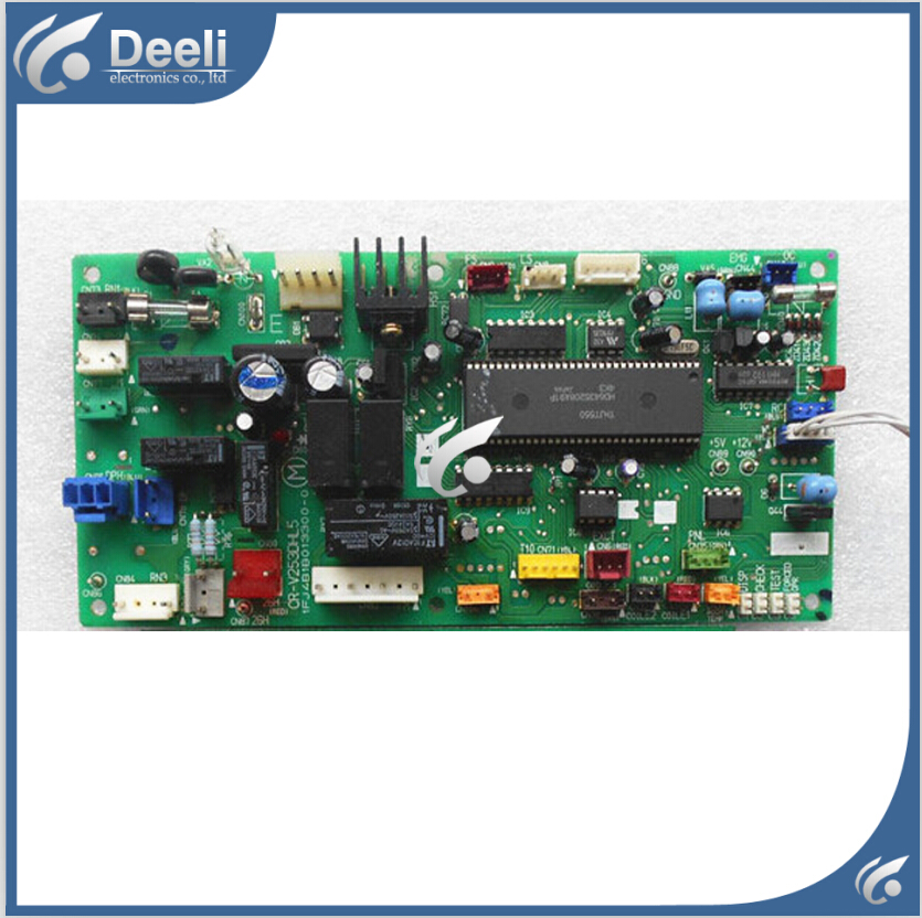 95% new Original for sanyo air conditioning Computer board CR-V253DHL5 1FJ4B1B013300-0 Control panel dhl eub 5pcs new original for schneider c65n 4p c32a breaker 15 18