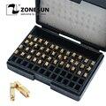 ZONESUN A-Z 0-9 символ буквенный номер Горячая буква для кода ленты Дата печатная машина