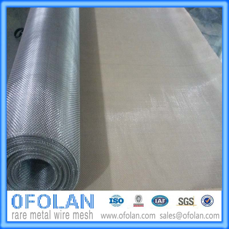 Inconel alloy 600 | UNS N06600 Filter screen 50cm*100cm