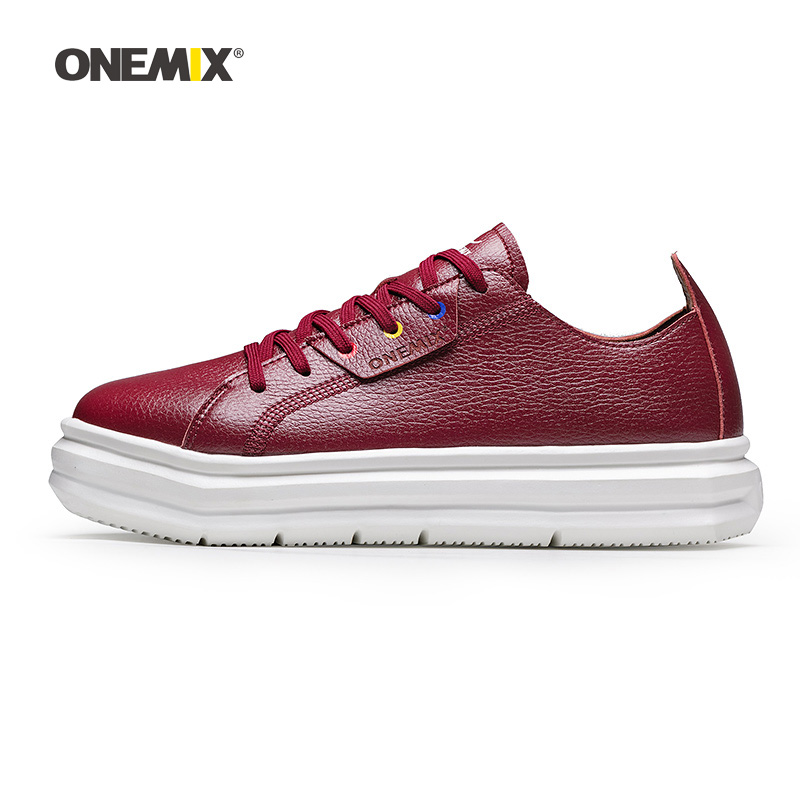 ONEMIX Men Running Shoes for Women Retro Classic Athletic Trainers Sports Shoe Jogging Mesh Breathable Outdoor