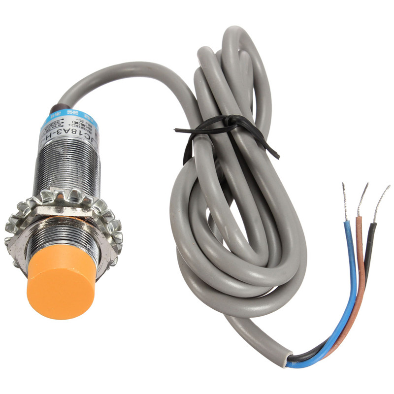 Newest LJC18A3 H Z/BX Approach Sensor Cylindrical Capacitive ...