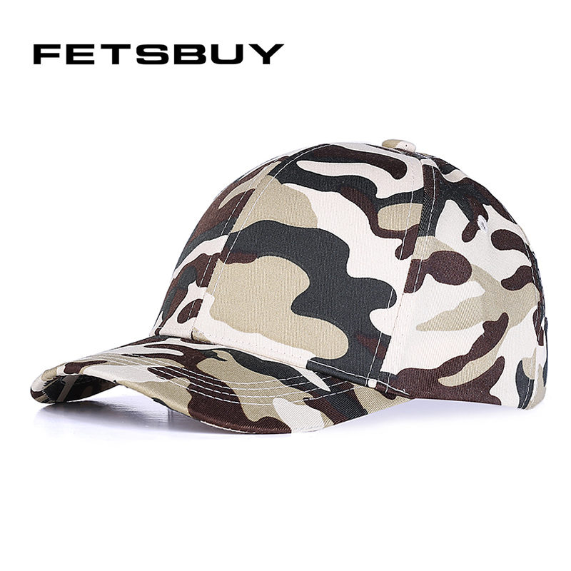 [FETSBUY] 6 panels summer baseball cap Camouflage hat swag cap Casual snapback hip hop men hats for women cntang brand summer lace hat cotton baseball cap for women breathable mesh girls snapback hip hop fashion female caps adjustable