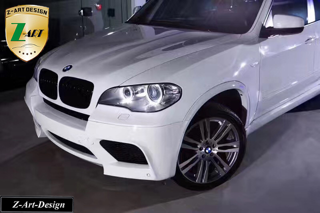 Bmw X5 G05 >> X5M body kit for BMW X5 E70 for BMW E70 tuning body kit free shipping by express for BMW X5 2007 ...