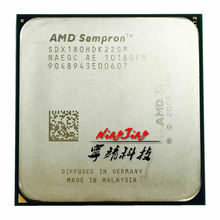 AMD Sempron X2 180 2.4 GHz | GHz, double Core, prise de courant, processeur, AM3