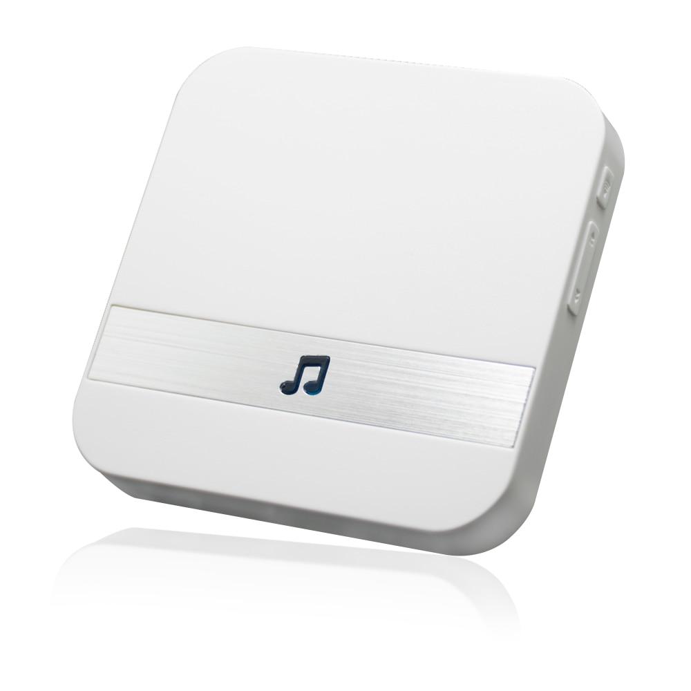 Indoor Doorbell Chime For EKEN V5 Door Bell AC 110 220V With US UK EU AU Plug For Home Classroom Office Smart Chimes Doorbell     - title=