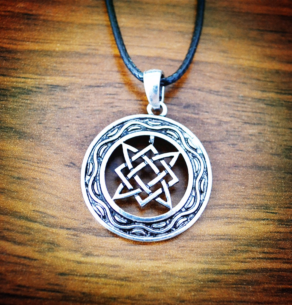 2016 New Slavic Kolovrat Symbol Pagan Pendant Kolovrat Men jewelry Slavic pendant Classic Kolovrat Pendant Free shipping