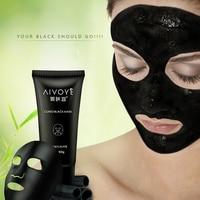 1Pcs Sucktion Black Mask Blackhead Acne Contract Pores Dumb Rough Face Skin Free Shipping