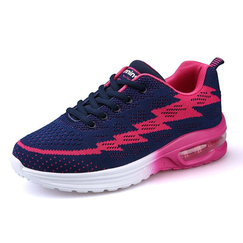 Version Of Lightweight Cushioning Sport Shoes All Match Students Fly Line Running Shoes Brand Hoverboard Golf Women Shoes
