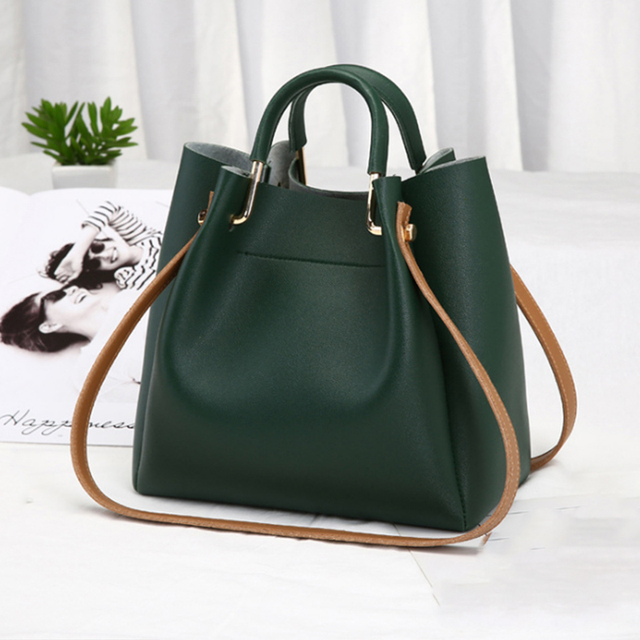0298fcc884 2018 Fashion Small Women Shoulder Bucket Bag New Collection Girl Phone  Crossbody Shoulder Handbags For Ladies Top-Handle Bags