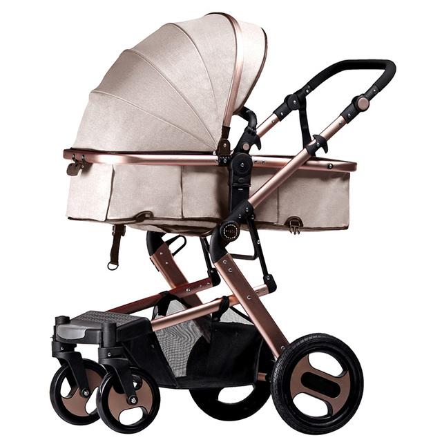 Baby's Folding Lightweight Stroller
