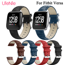 Replacement Watch band Leather wrist Watchband Strap Bracelet Belt For Fitbit Versa Smart Watch wristband 2018 New Arrival replacement watch band leather wrist watchband strap bracelet belt for fitbit versa smart watch wristband 2018 new arrival