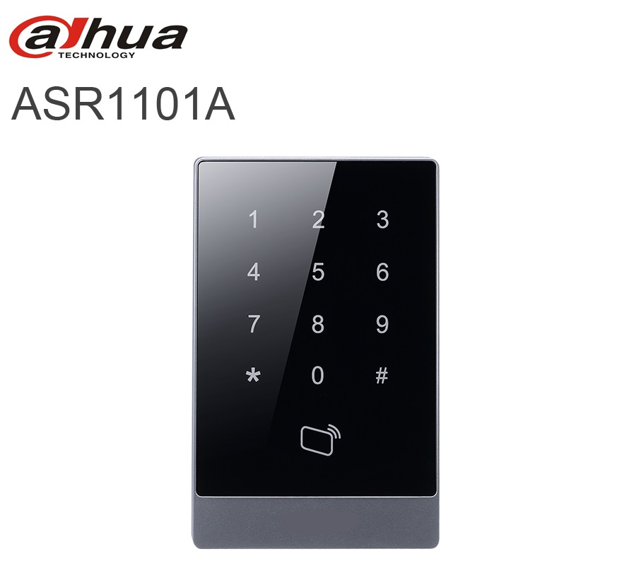 125khz Sensitive Touch Keypad Beep Buzzer And Led Indicator Original Oem Version For Improving Blood Circulation Constructive Dahua Asr1101a Rfid Reader Support Rs485
