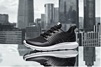 361 men's shoes sports shoes 2018 autumn new breathable mesh low to help 361 degrees running shoes