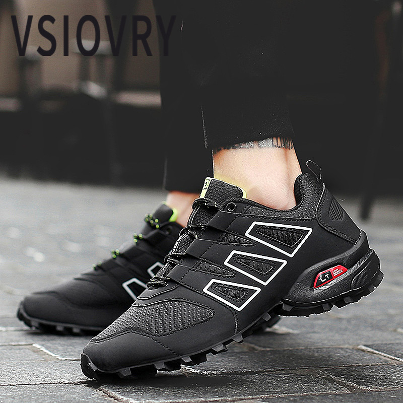 d1d3c90cea1 VSIOVRY 2018 Men Sneakers Big Size 39-48 Running Shoes Breathable Soft  Comfortable Trainers Krasovki