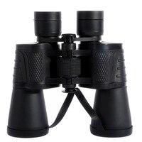 20x50 HD Outdoor Hunting Camping Binoculars Professional Military Telescopes Hiking Powerful Optics Telescopio FMC Telescopes