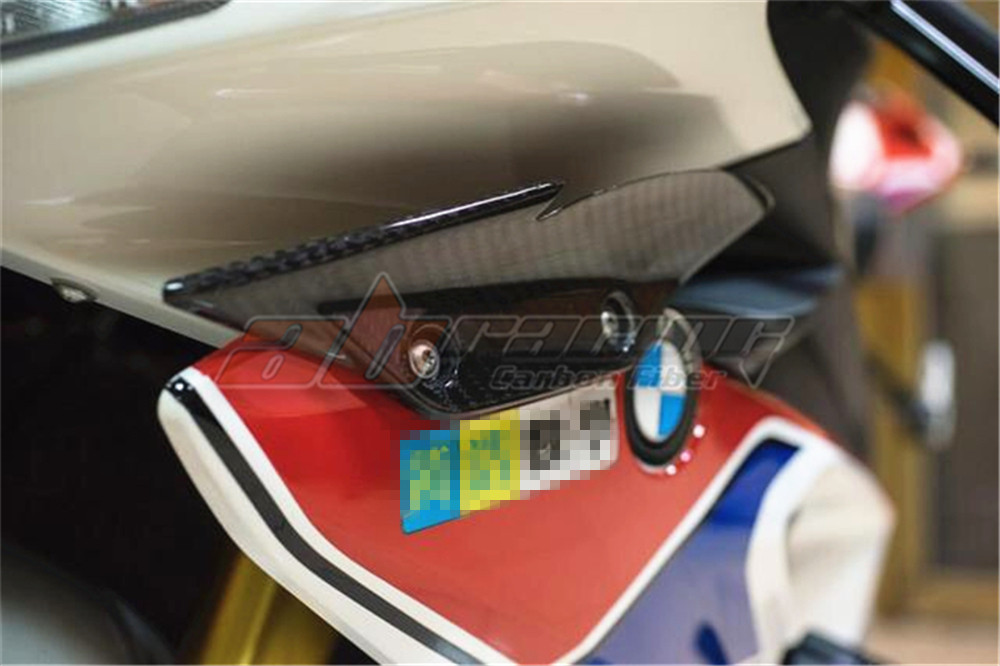 Side Wing Let For Bmw S1000rr Hp4 2009 2014 Full Carbon Fiber 100