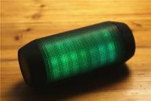 เสียงที่ดีที่สุดแฟลชLEDโคมไฟมินิยาลำโพงชีพจรแบบพกพาไร้สายบลูทูธลำโพงสนับสนุนNFCสำหรับXiaomi,โทรศัพท์