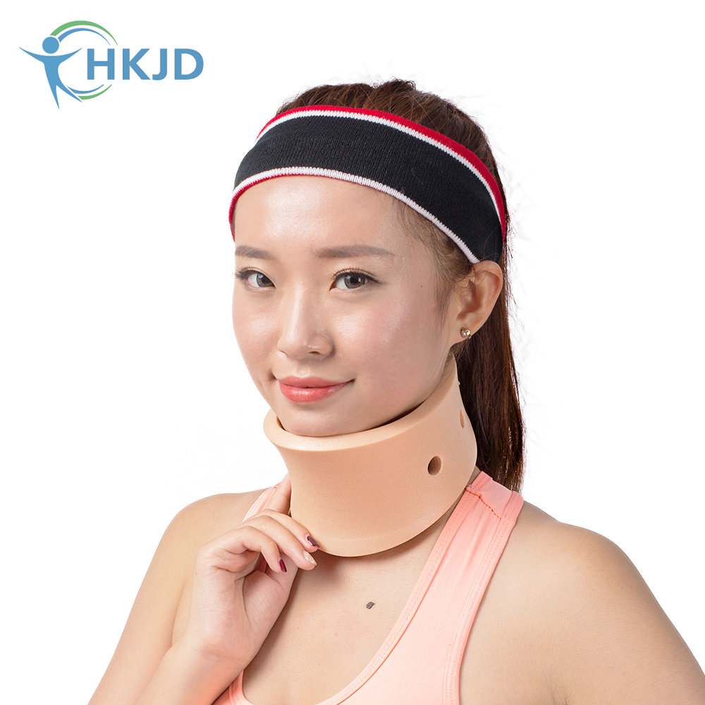 High quality Imported Materials Foam Cervical Collar Support Shoulder Press Relief Pain Neck
