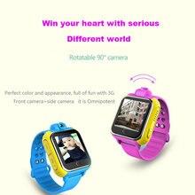 Smart Safe Children s GPS Watch V83 Wristwatch SOS Call Location Finder Locator Tracker For Kid