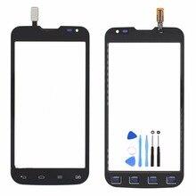Сенсорный экран для lg серии III L90 D410 с планшета Стекло Панель (Две сим-карты) -Белый Черный Бесплатная доставка + Инструменты