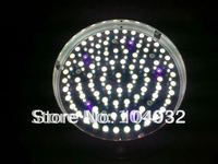 2012 New Led Grow Light LX ZWD 90W White 6500K UV400nm IR850nm Led Grow Light For