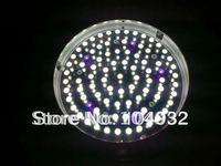 2012 New Led Grow Light LX ZWD 90W White 6500K UV400nm IR850nm Led Grow Light For