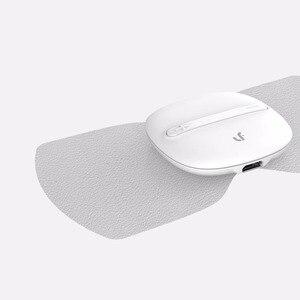 Image 4 - Youpin LF marka taşınabilir elektrik stimülatörü masaj çıkartmaları tam vücut sihirli masaj terapisi Relax kas ofis çalışanı için
