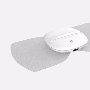 Image 3 - Youpin Lf Merk Draagbare Elektrische Stimulator Stimulator Stickers Full Body Magic Massage Therapie Ontspannen Spier Voor Kantoormedewerker