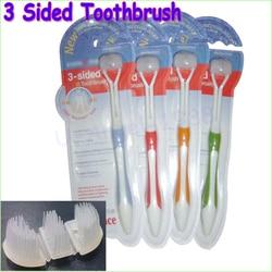 1pcs three sides toothbrush ultrafine soft bristle adult toothbrush.jpg 250x250