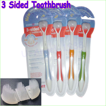 1pcs three sides toothbrush ultrafine soft bristle adult toothbrush.jpg 350x350