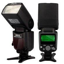 MEIKE MK-930 II MK930II MK 930 II для Nikon Canon Olympus Panasonic DSLR камер вспышка Speedlight Speedlite+ рассеиватель