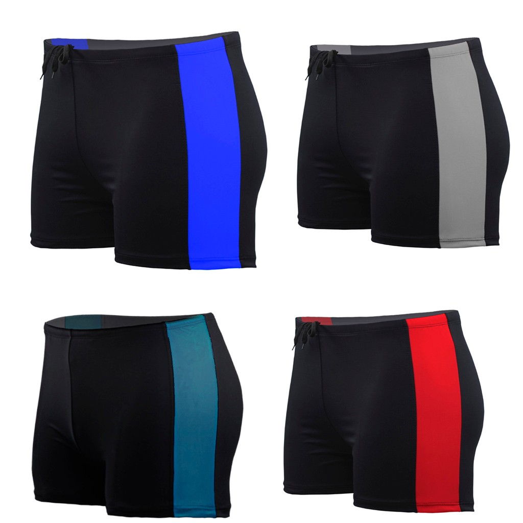 2019 Männer Shorts Badeanzug Badehose Quick Dry Strand Surfen Plus Größe Schwimmen Watershort Sport Homme Strand Shorts Bademode Herrenbekleidung & Zubehör