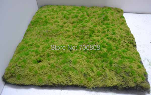 Pack Of 2 Good Quality Artificial Moss Mat Home Wedding Party Garden Decoration Use Style