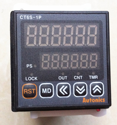 CT6S-I2 (CT6S-I) New and original Autonics Count relay 24VAC Counter/timer ballin ballin