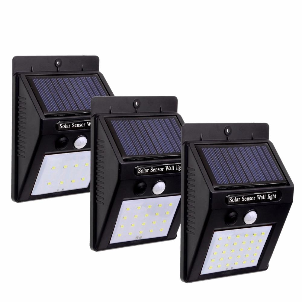 lamparas solares led luz Solar al aire libre tierra lampion impermeable motion sensor ip65 lampara solar del jardin al aire libr|Solar Lamps| |  - title=