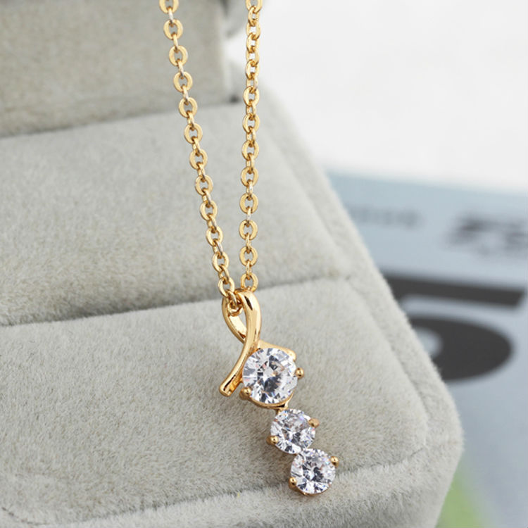 Punk style fashion drop shipping retro vintage short necklace women hot sale unique design simple pendant zircon crystal gold plated necklace fashion jewelry ladies drop shipping nl d051935 aloadofball Choice Image