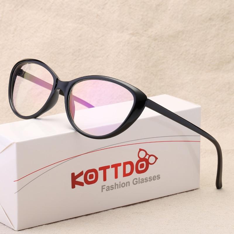 316187ebfe5e Best buy Fashion Brand Designer Women eyeglasses frame vintage optical  eyewear computer glasses frame gafas oculos de grau feminino online cheap