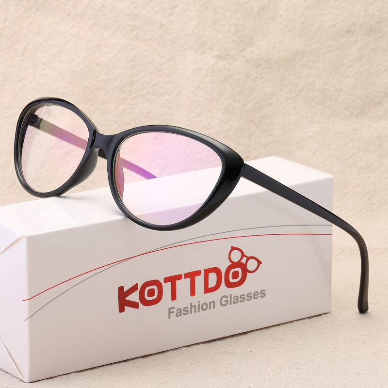 KOTTDO Moda gafas de Marca óptica gafas gafas de equipo anteojos ...