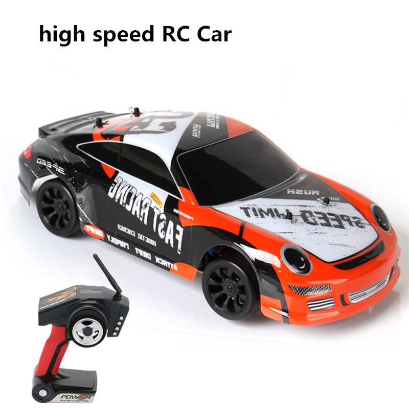 2018 rc jouet voitures 2.4G 1:24 échelle 40 km/h 4wd RC voiture de course haute vitesse radiocommande rc dérive plat sport voiture jouet