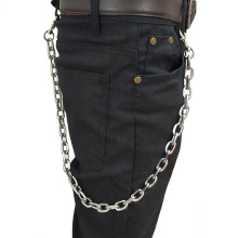1Pc Hip Hop Trendy Men Jewelry Jean Wallet Chain Waist Punk Hook Trousers Pant Belt Keychain
