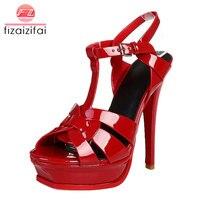KaiziKarzi 11 Color brand Women Shoes High Heels sandals Heels 10cm and 14cm Wedding Sandals Woman Footwear Size 33 40