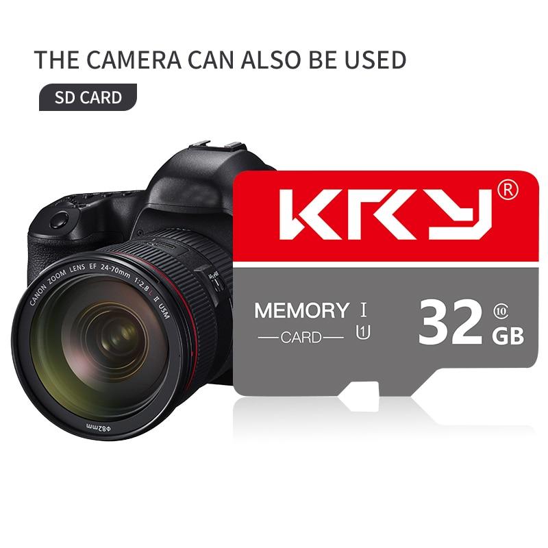 High Speed Memory Card 8G 16GB 32GB 64GB 128GB Microsd Micro SD Card 128 64 32 16 8 GB C10 TF Cartao De Memoria Adapter Lezer