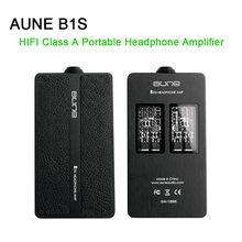 AUNE B1S Hifi Headphone Amplifier Class A Fully Discrete Large Thrust Portable DSD Amp