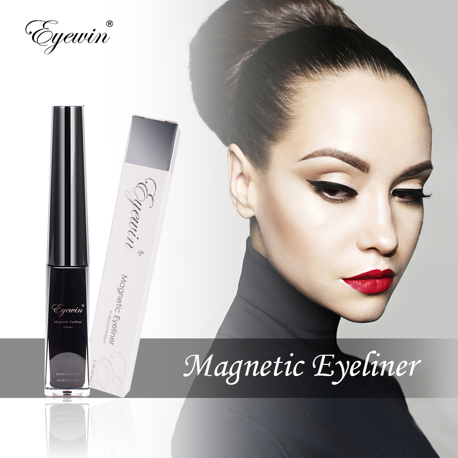 Eyewin New Hot Magnetic Liquid Eyeliner For Magnetic Eyelashes Eye Makeup For Beauty And