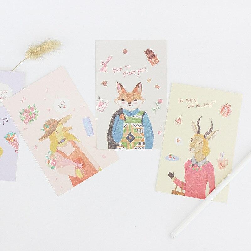 Paper Envelopes Office & School Supplies 1 Pack 3 Envelope+6 Letter Paper Dear Sad Novelty Envelope Letter Paper Message Card Letter Stationary Storage Paper Gift